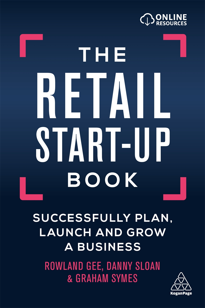 The Retail Start-Up Book (9780749484729)