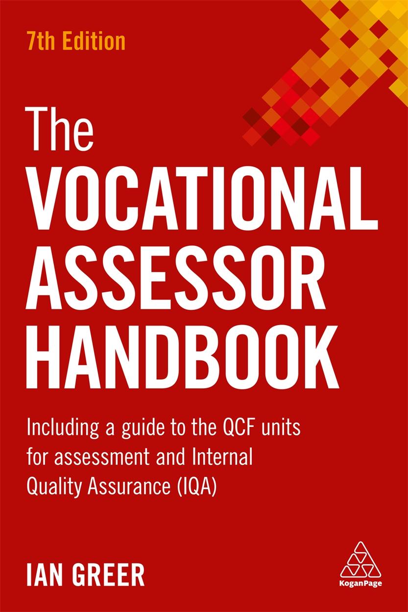 The Vocational Assessor Handbook (9780749484743)