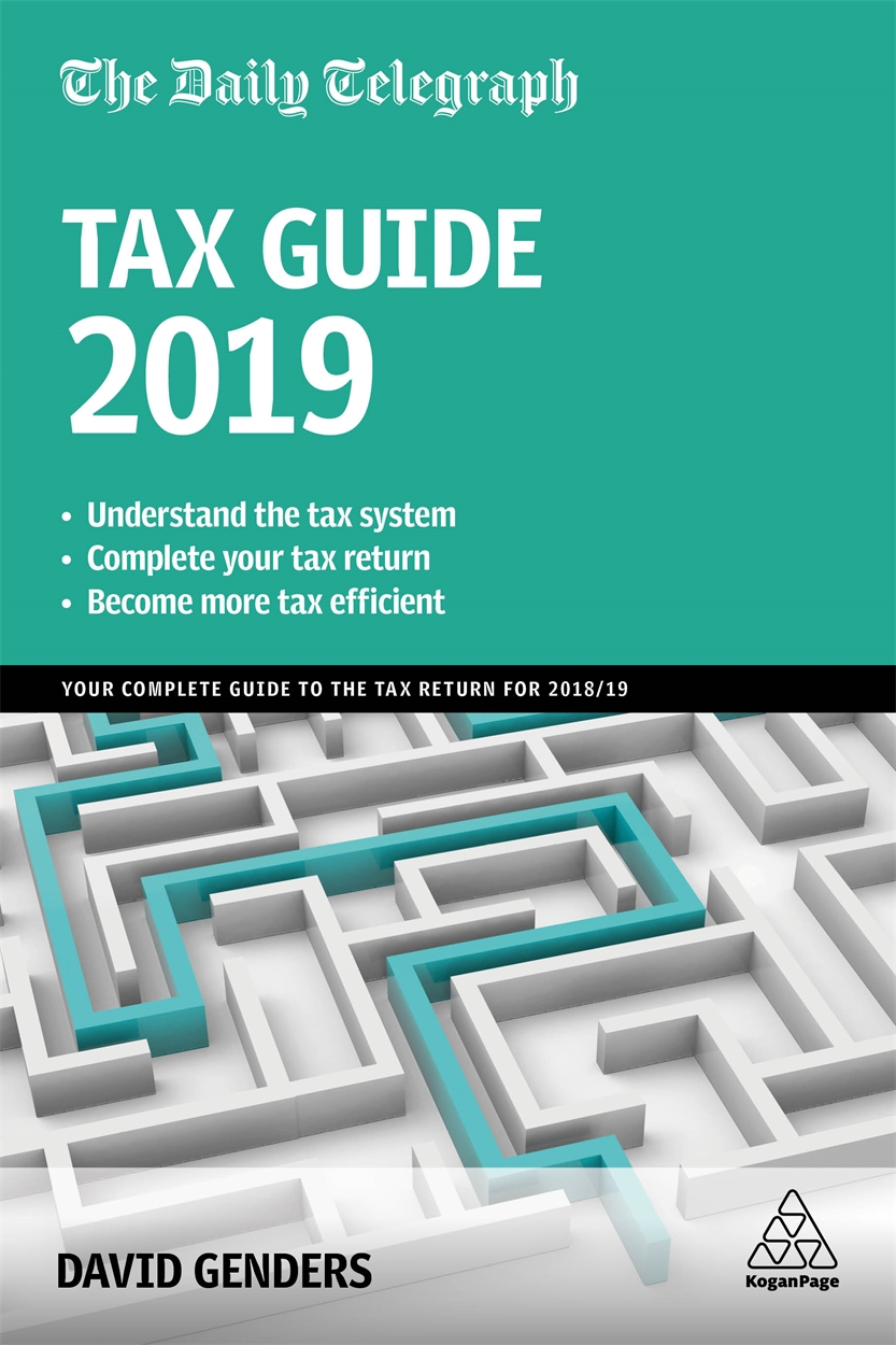 The Daily Telegraph Tax Guide 2019 (9780749486297)