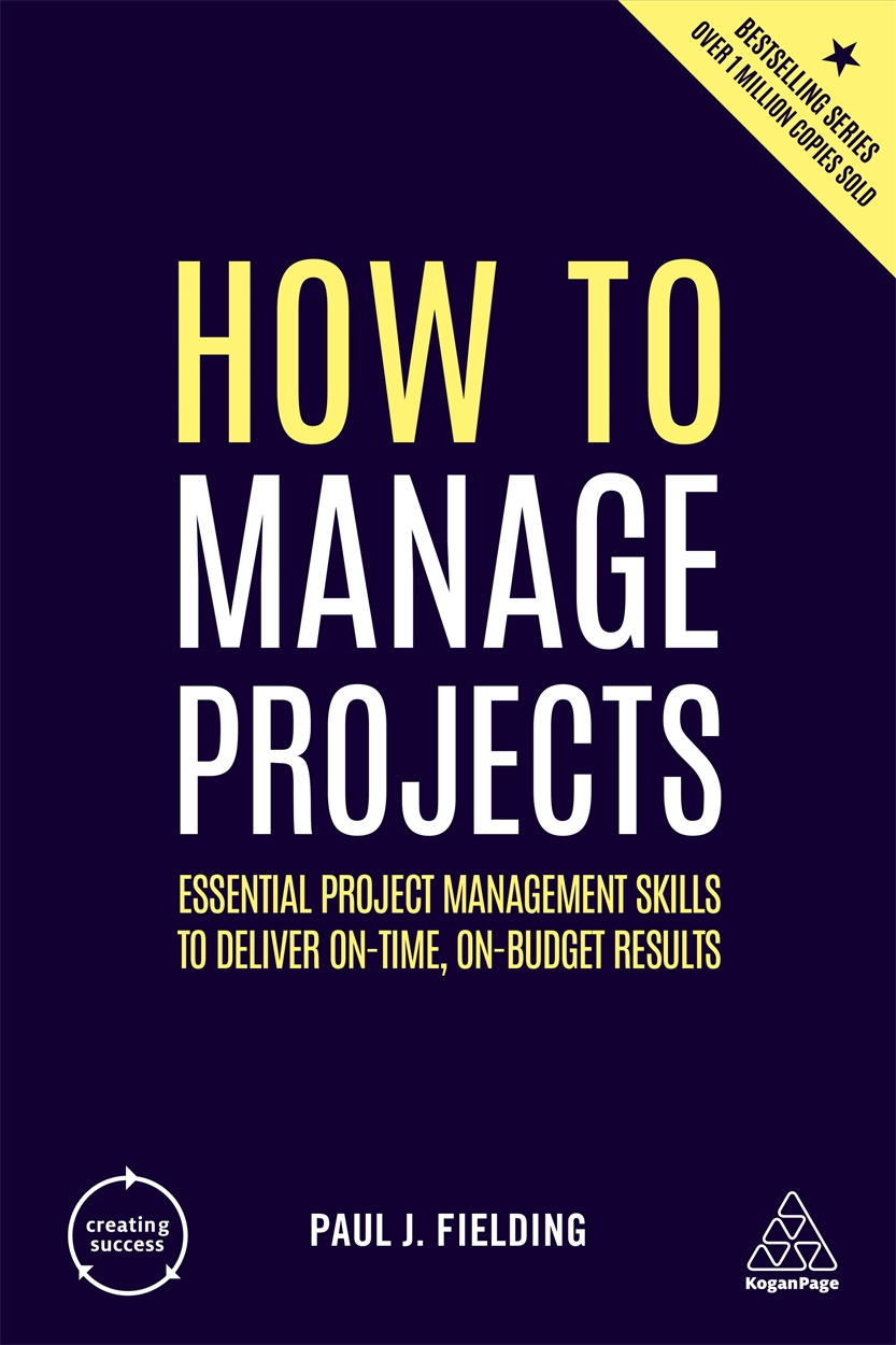 How to Manage Projects (9780749488697)
