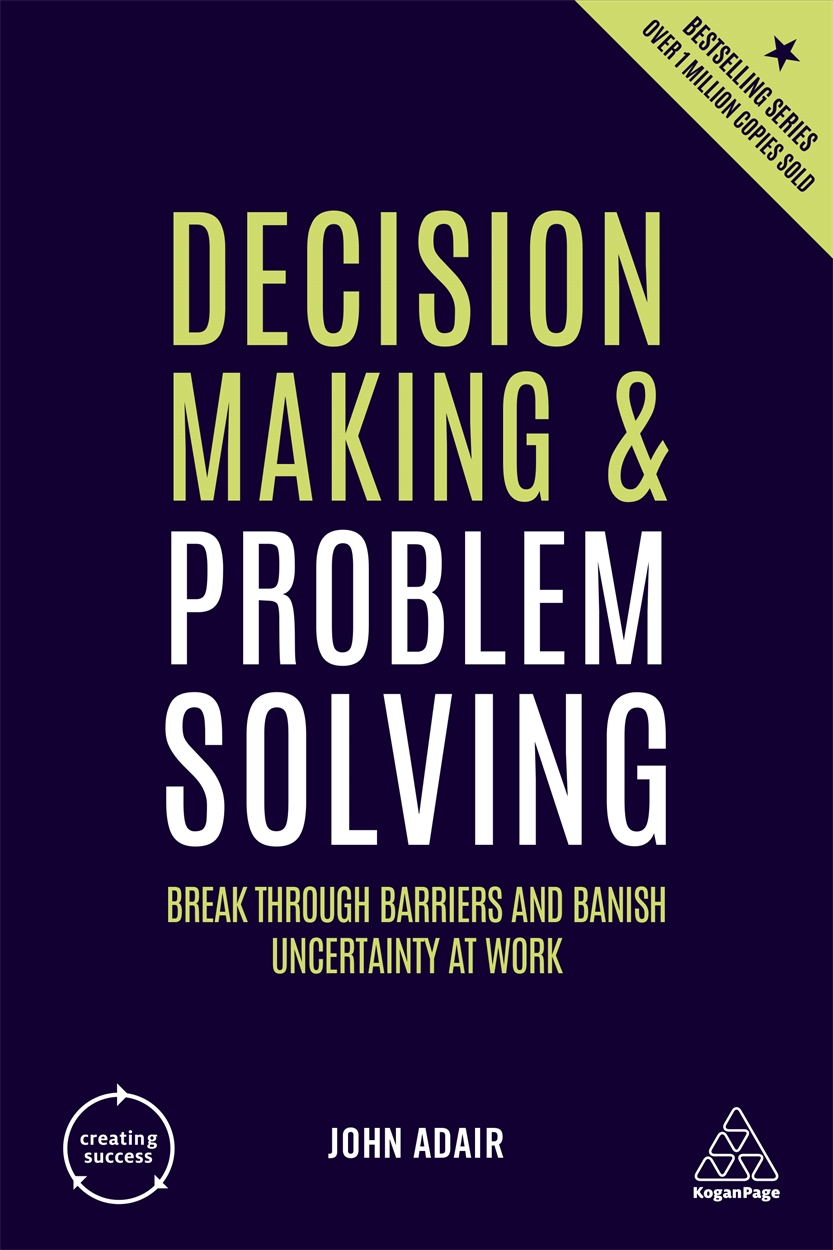Decision Making and Problem Solving (9780749492809)