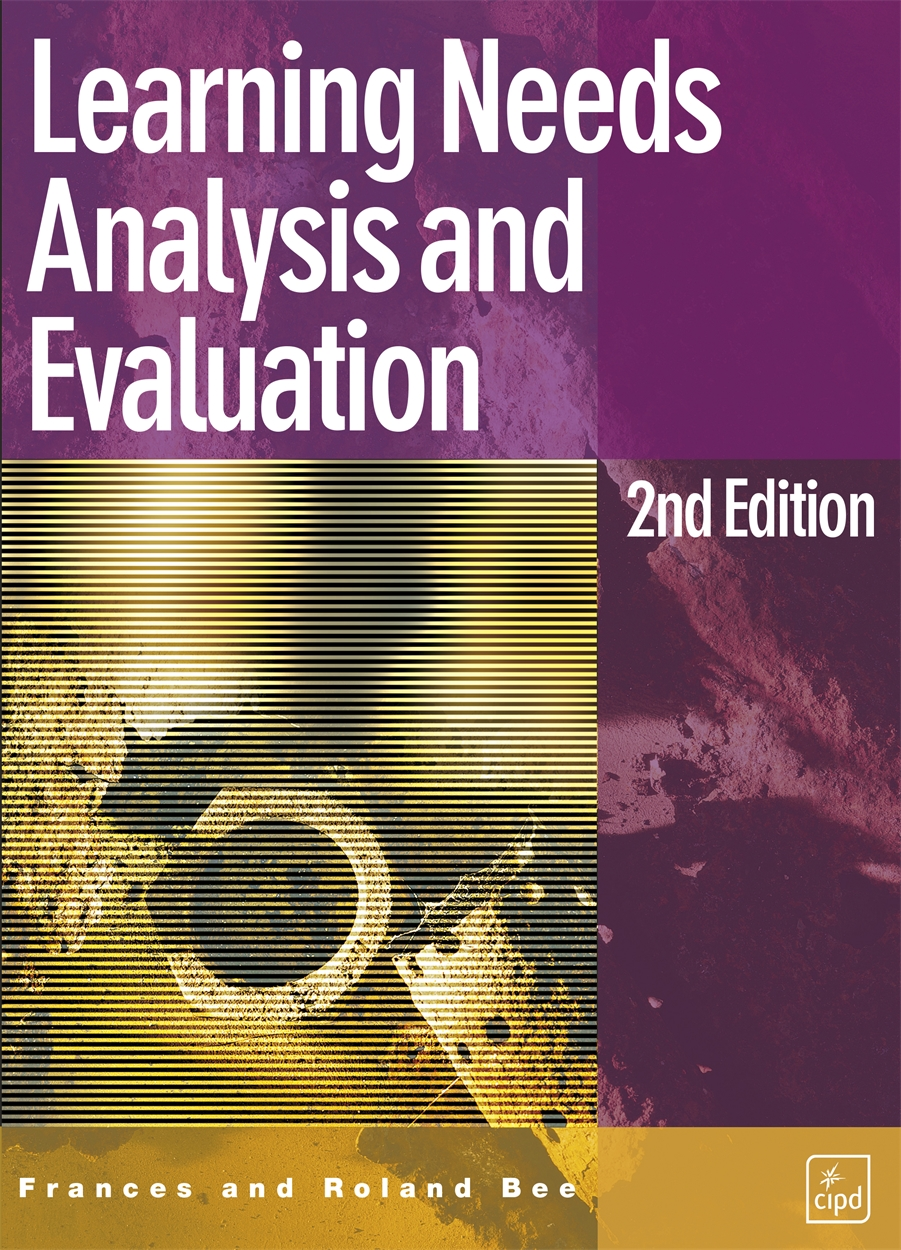 Learning Needs Analysis and Evaluation (9780852929674)