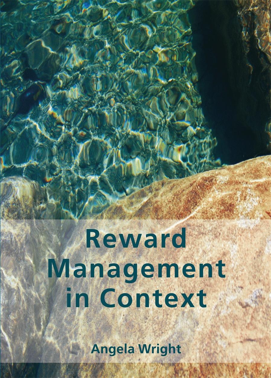 Reward Management in Context (9780852929933)