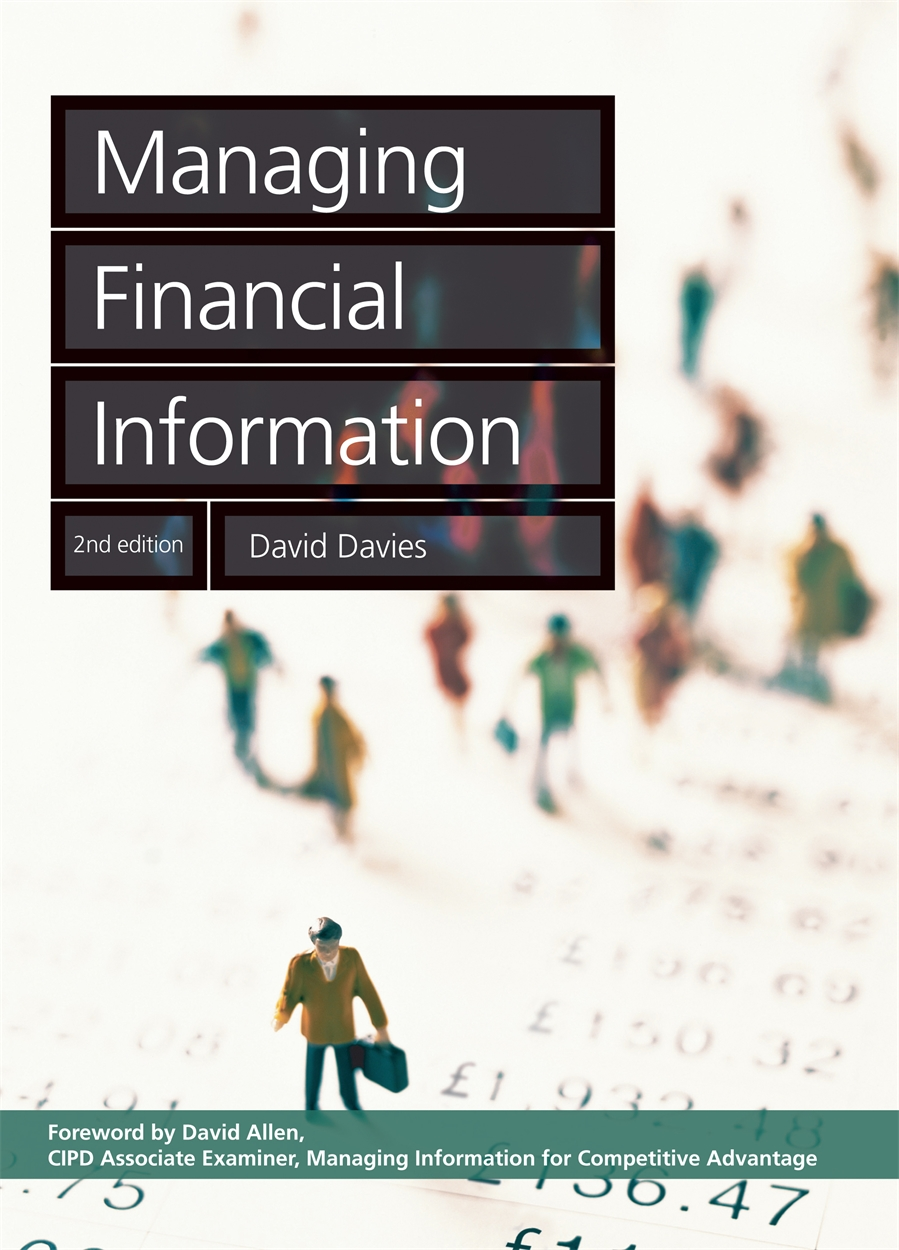 Managing Financial Information (9781843980032)