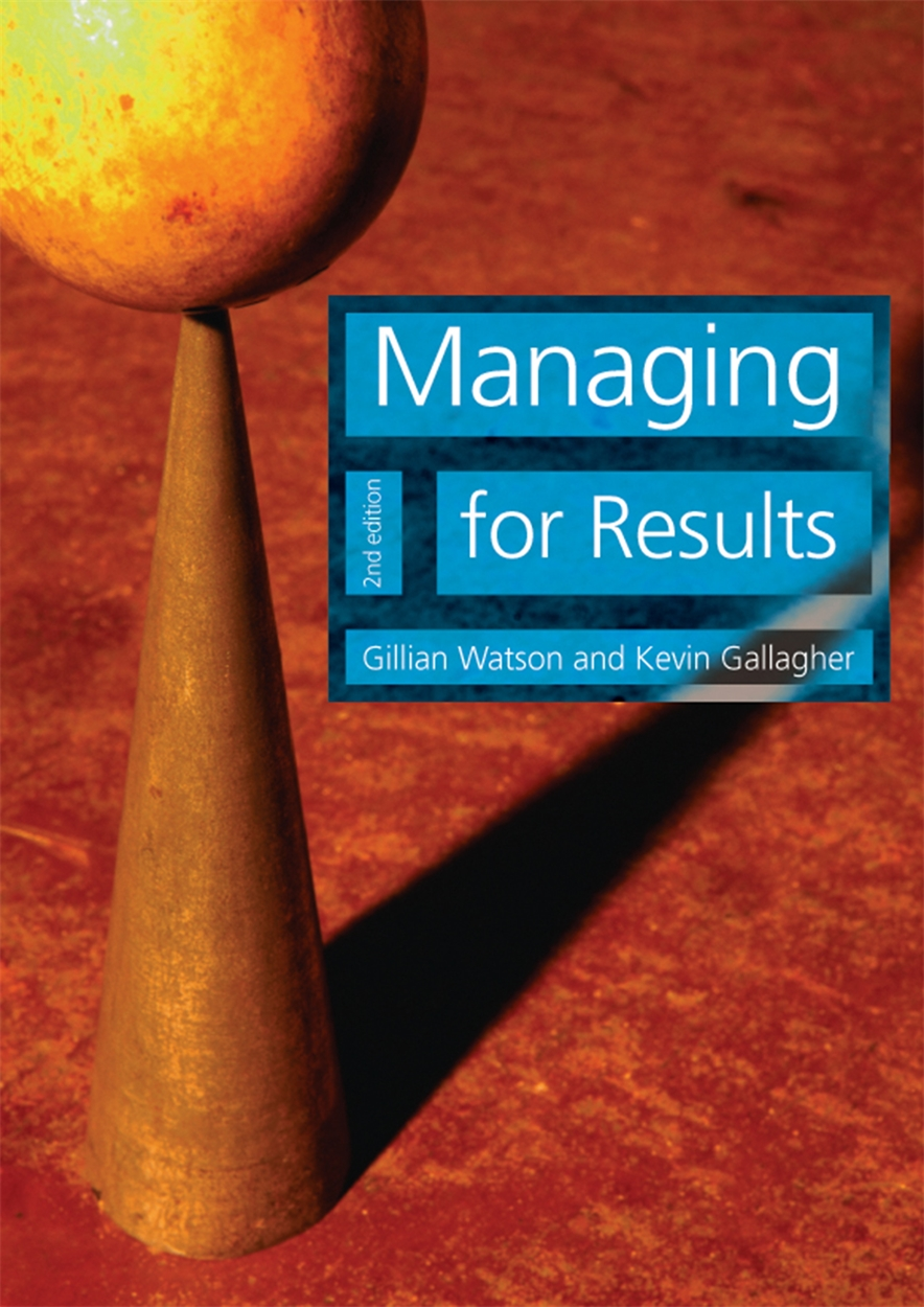 Managing for Results (9781843980148)