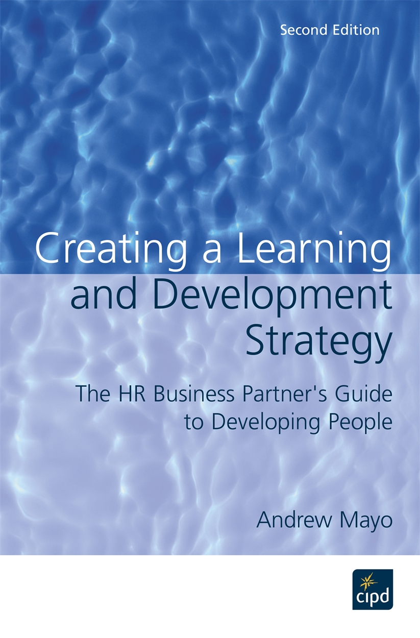 Creating a Learning and Development Strategy (9781843980568)