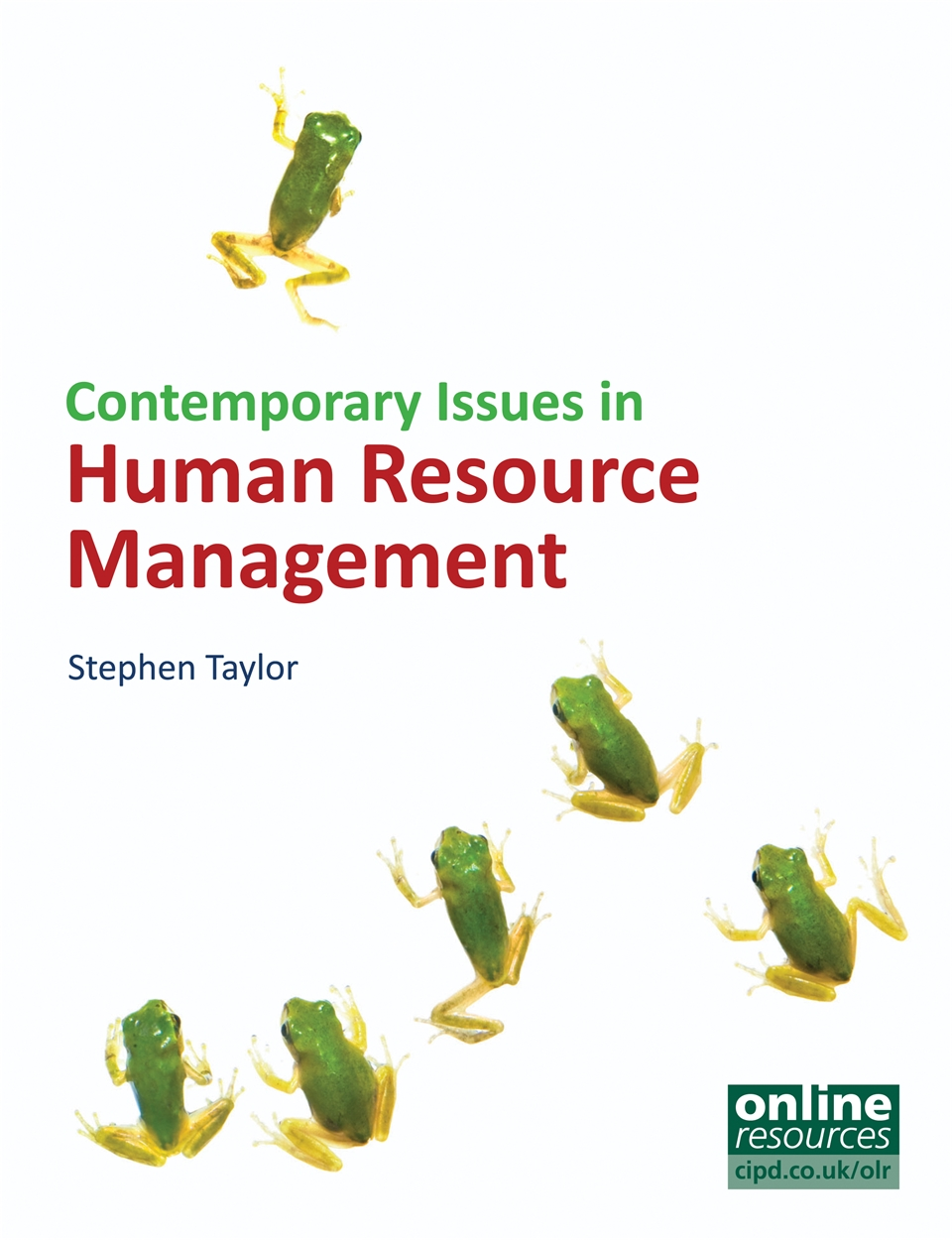 Contemporary Issues in Human Resource Management (9781843980582)