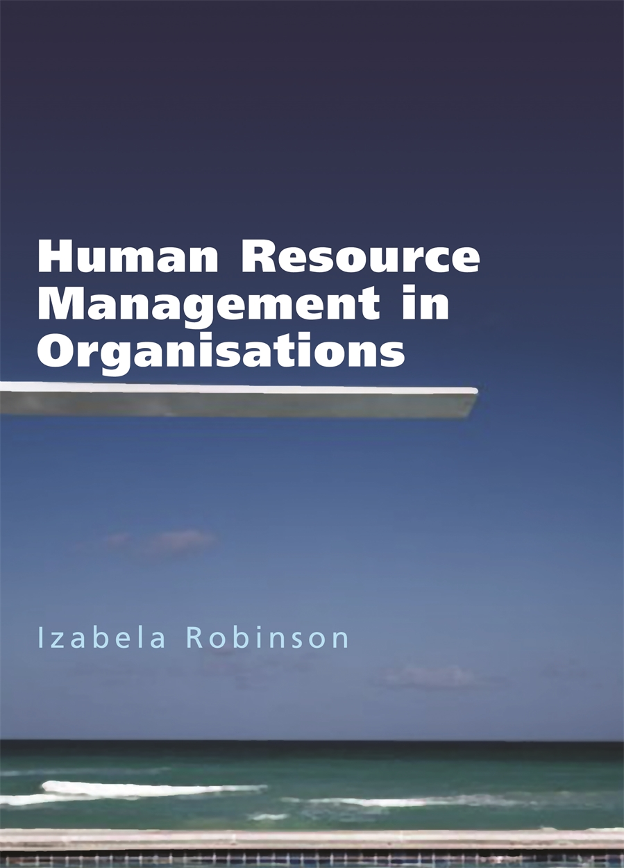 Human Resource Management in Organisations (9781843980667)