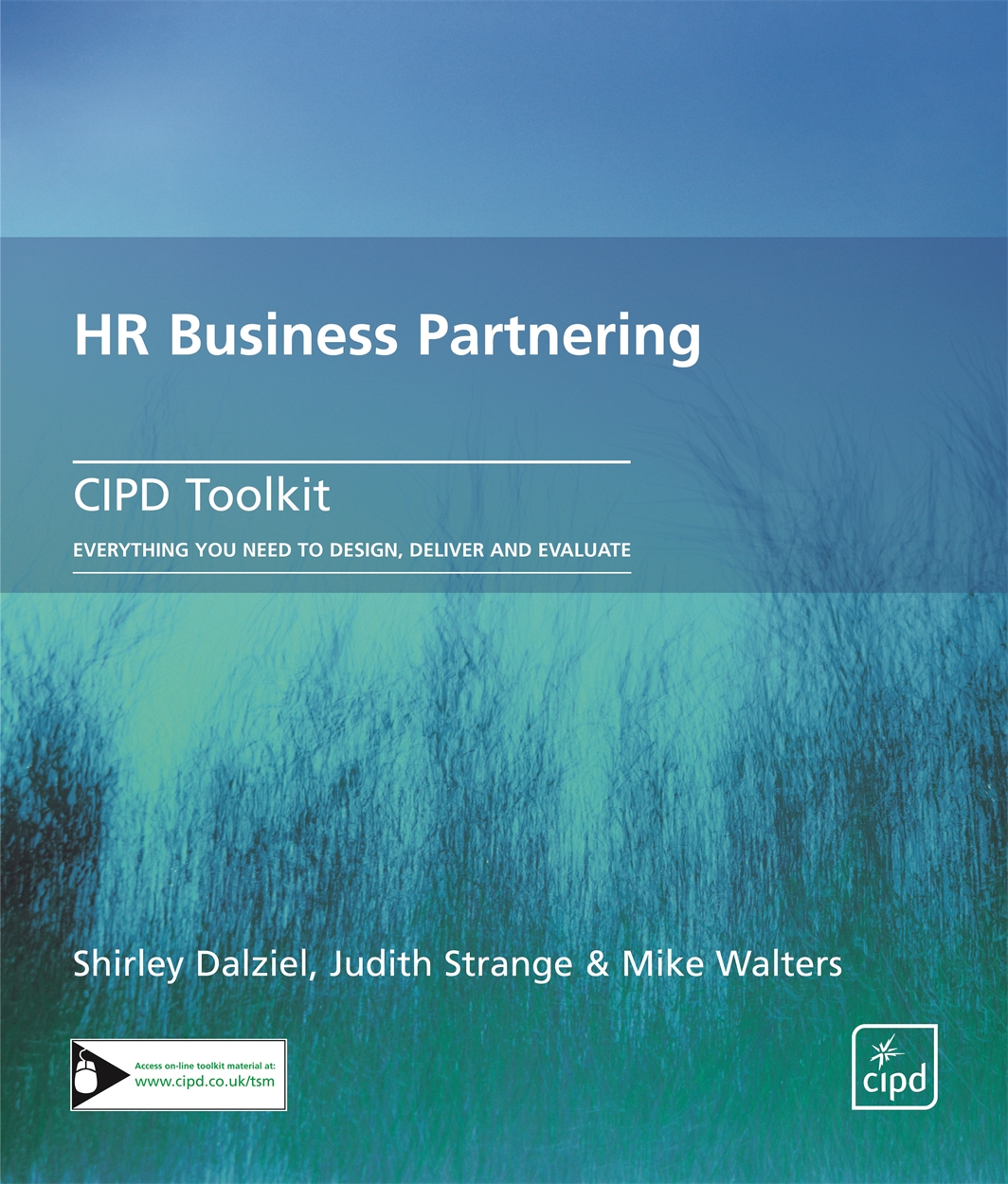 HR Business Partnering (9781843981541)