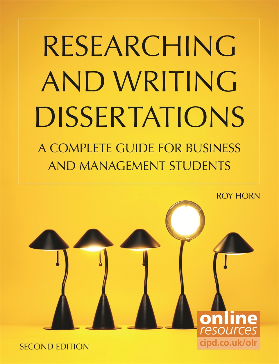Researching and Writing Dissertations (9781843983026)