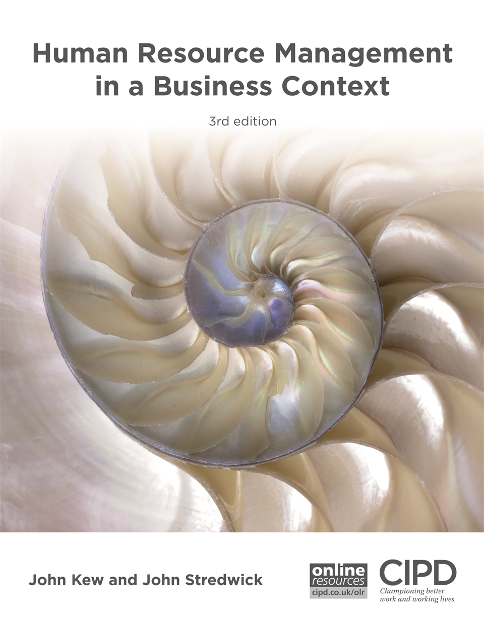 Human Resource Management in a Business Context (9781843984047)