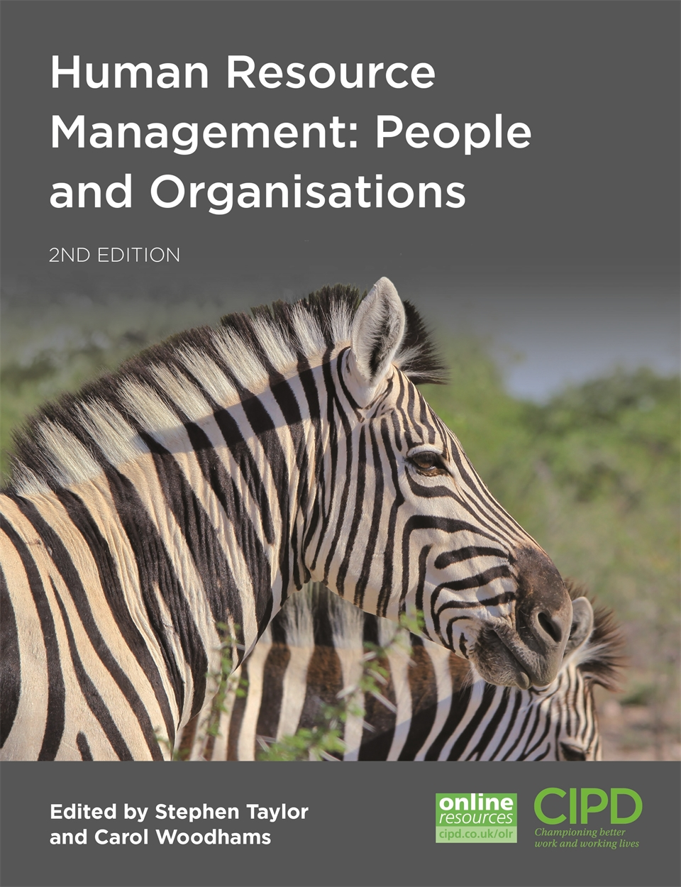 cipd books human resource management