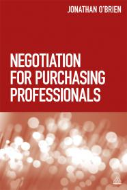Negotiation for Purchasing Professionals Wins Coveted Supply Chain Award