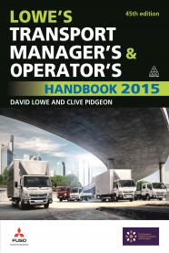 Lowe's Transport Manager's and Operator's Handoook 2015: Employers' Responsibilities