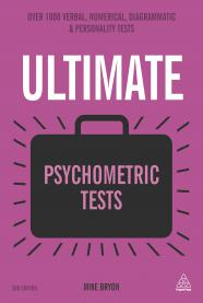 Preparing for a Psychometric Test