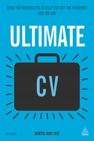 Ultimate CV: Why You Should Think of Yourself as a Company