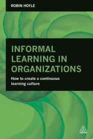 Informality: Learning at the Speed of Work