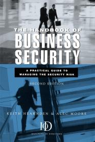 Handbook of Business Security