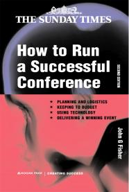 How to Run a Successful Conference