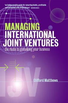 Managing International Joint Ventures