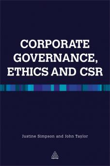 Corporate Governance Ethics and CSR