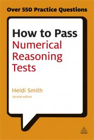 How to Pass Numerical Reasoning Tests