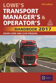 Lowe's Transport Manager's and Operator's Handbook 2017