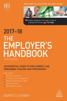The Employer's Handbook 2017-2018