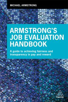 Armstrong's Job Evaluation Handbook