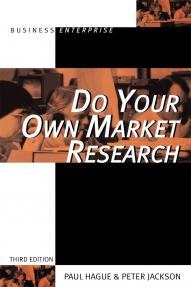 Do Your Own Market Research