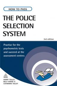 How to Pass the Police Selection System