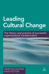 Leading Cultural Change
