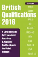 British Qualifications 2016