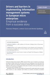 Case Study: Drivers and Barriers in Implementing Information Management Systems in European Micro Enterprises
