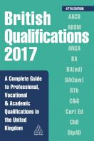 British Qualifications 2017
