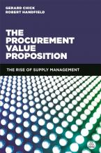 The Procurement Value Proposition
