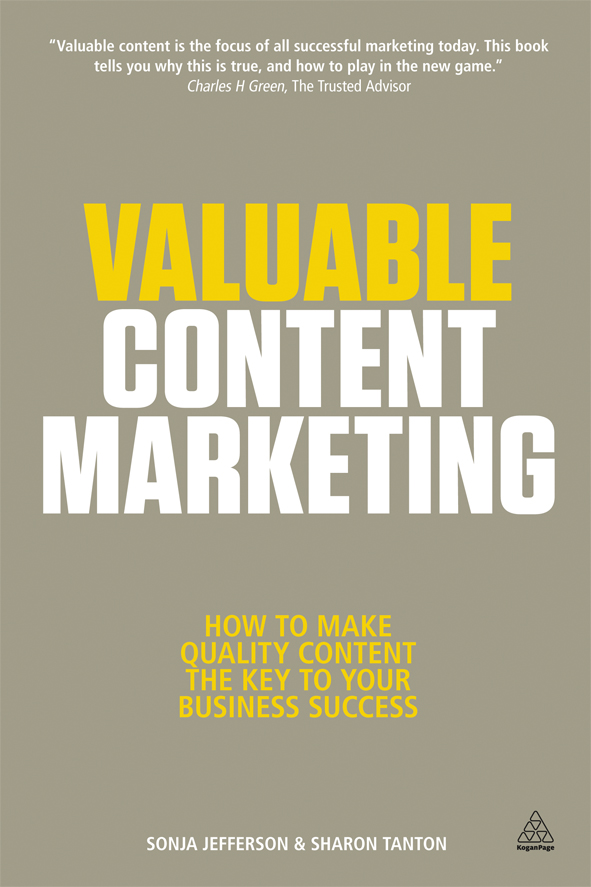 Valuable Content Marketing (9780749465803)