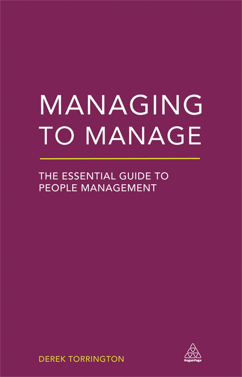 Managing to Manage (9780749466749)