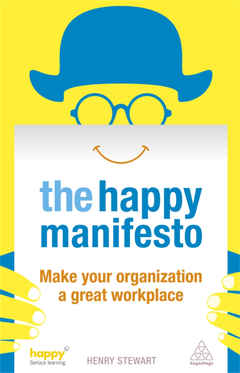 The Happy Manifesto (9780749467517)