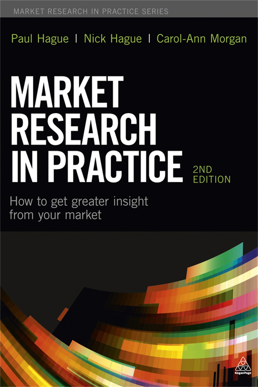 Market Research in Practice (9780749468644)