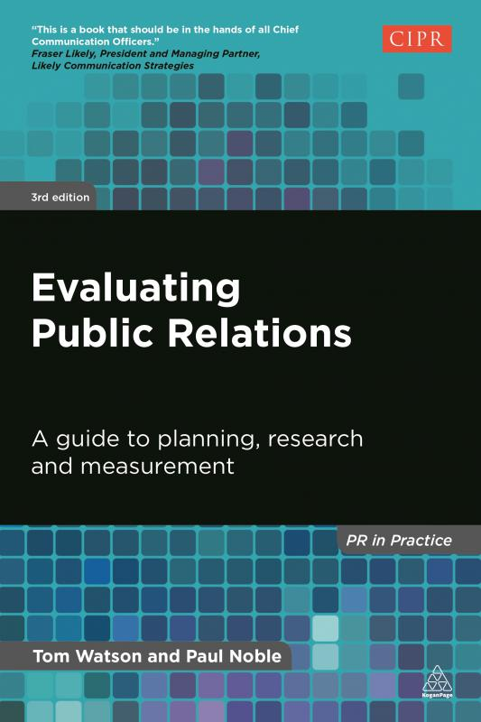 Evaluating Public Relations (9780749468897)