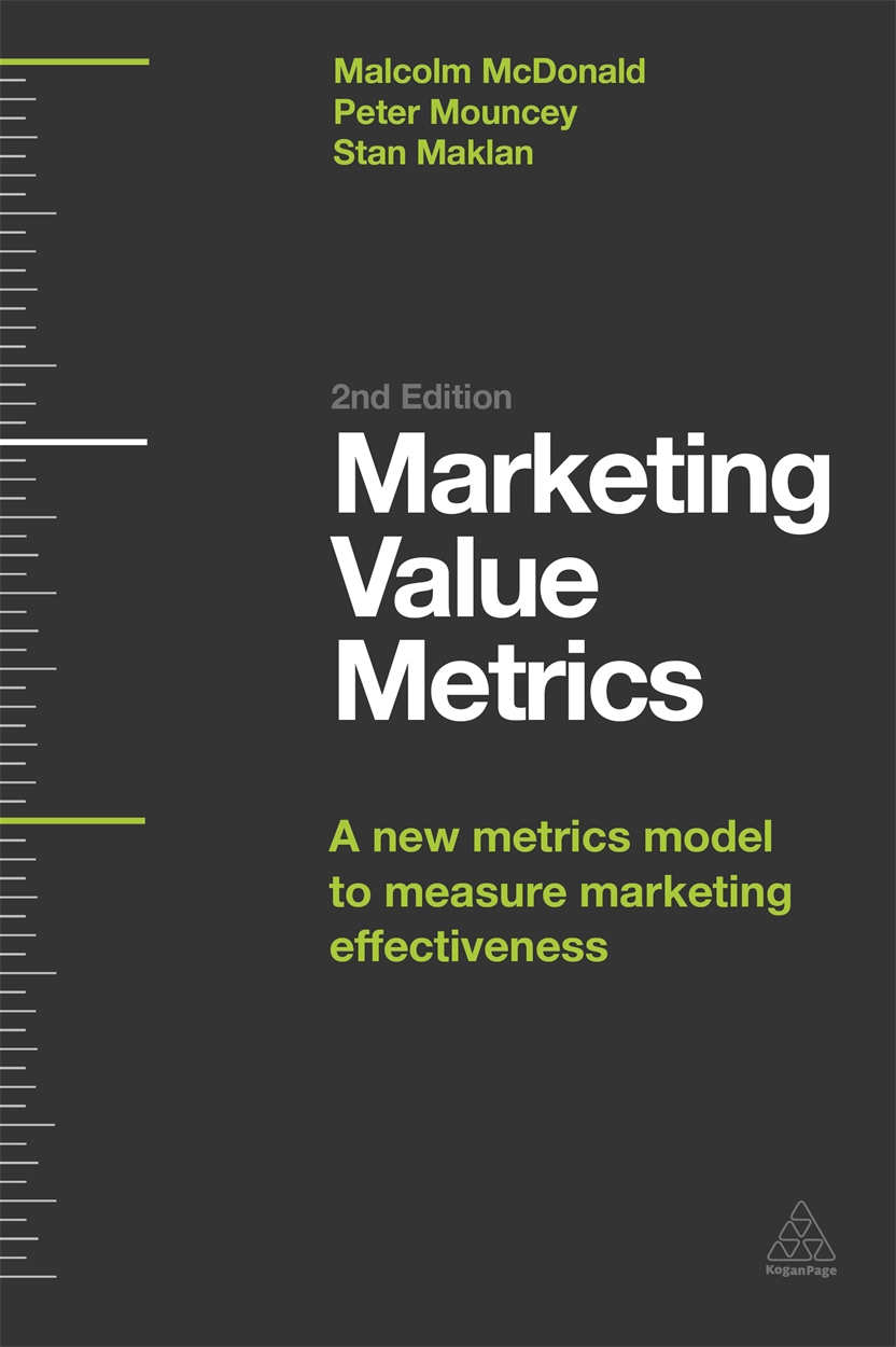 Marketing Value Metrics (9780749468972)