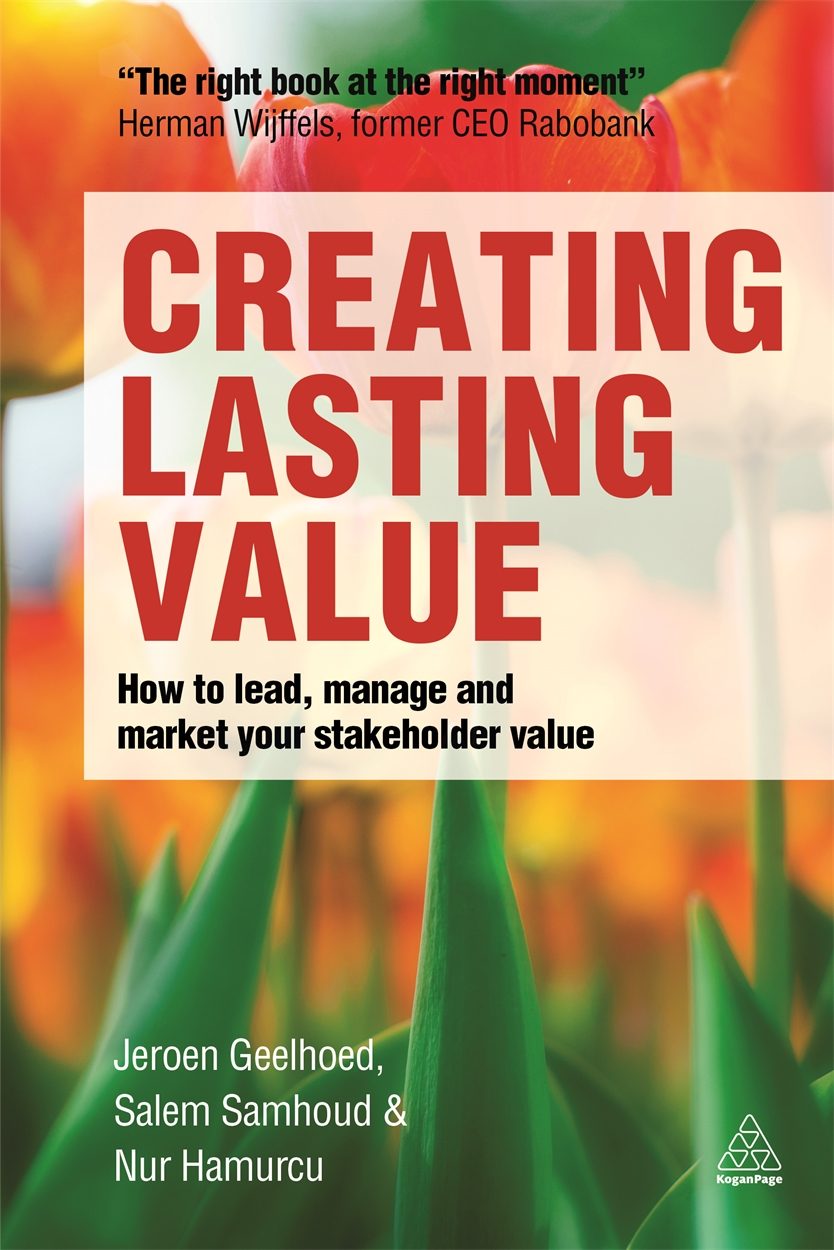 Creating Lasting Value (9780749471170)