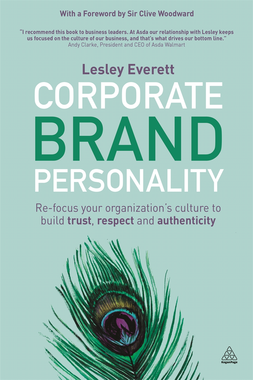 Corporate Brand Personality (9780749471378)