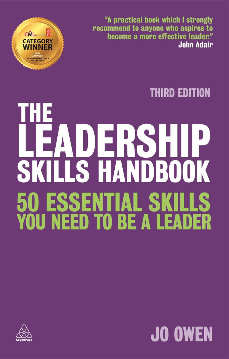 The Leadership Skills Handbook (9780749471569)
