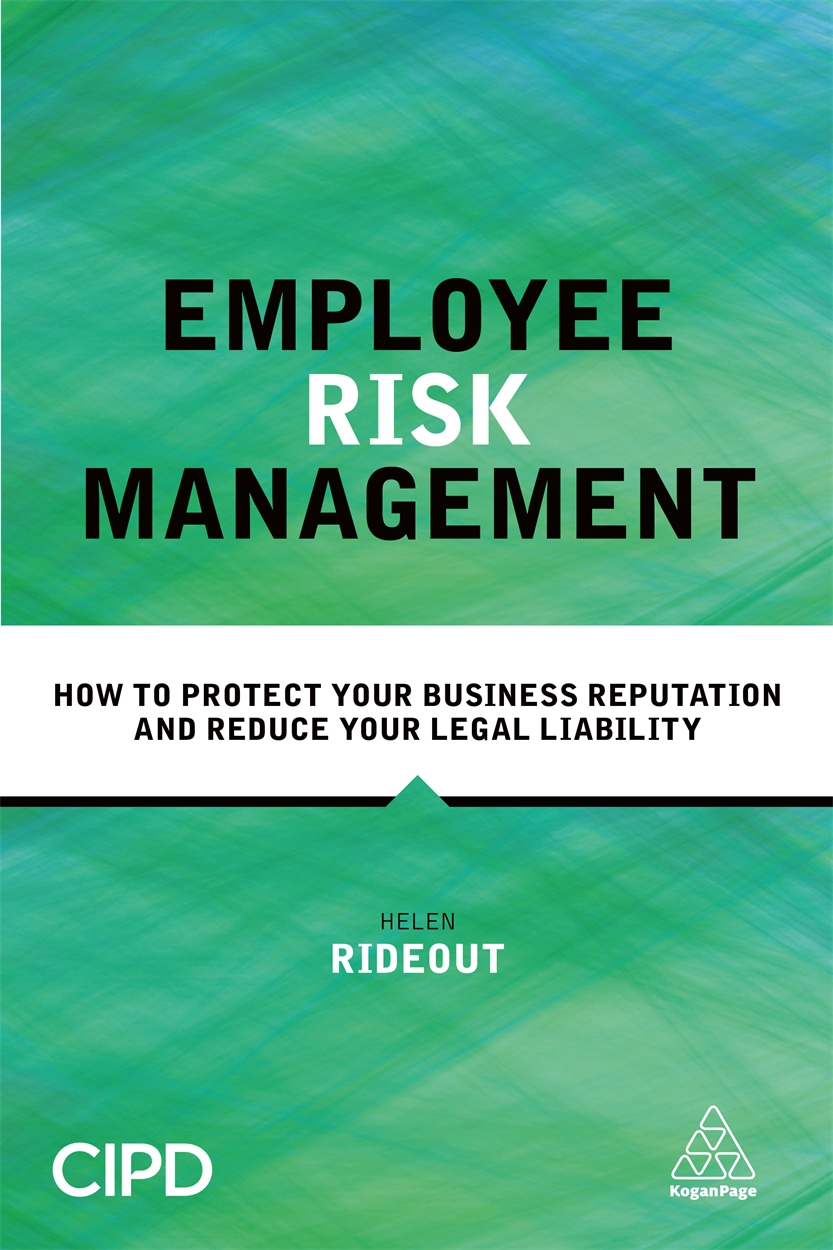 Employee Risk Management (9780749471606)