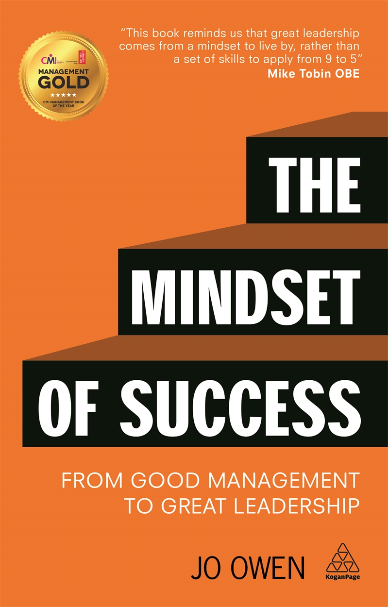 The Mindset of Success (9780749473112)