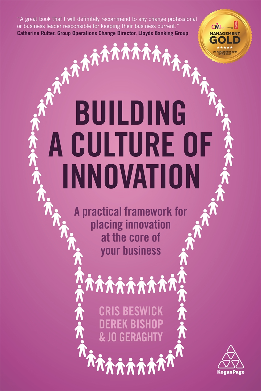 Building a Culture of Innovation (9780749474478)