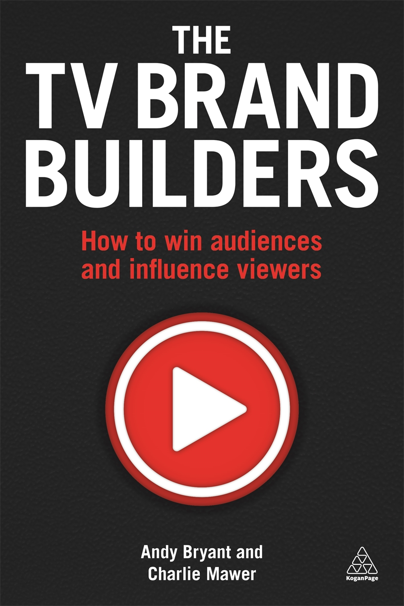 The TV Brand Builders (9780749476687)