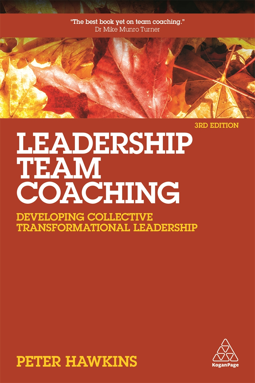Leadership Team Coaching (9780749478490)